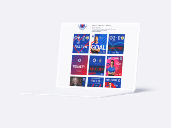 Graphic Design | Crest Evolution | Rangers F.C. Brand Evolution | See Saw Creative Design Agency | Graphic + Digital Design