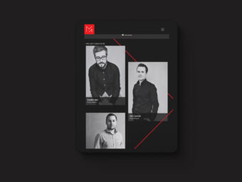 Website Design | MAST Architects Logo Design + Rebrand | Digital Marketing Agency | See Saw Creative | Design Agency