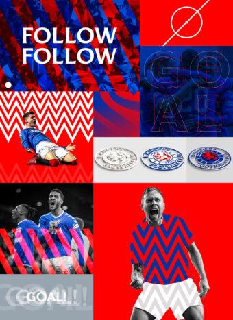 Graphic Design for Print | Crest Evolution | Rangers F.C. Brand Evolution | See Saw Creative Design Agency | Graphic + Digital Design