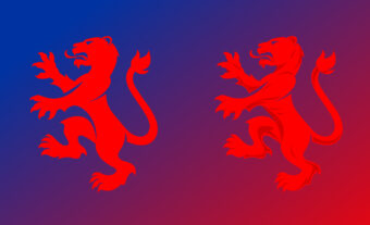 Rangers F.C. Brand Evolution | See Saw Creative Design Agency | Graphic + Digital Design | Lioness Rampant Development