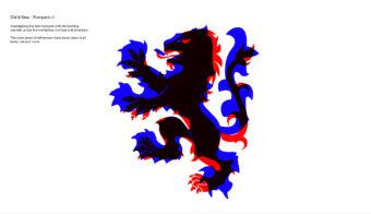 Rangers F.C. Brand Evolution | See Saw Creative Design Agency | Graphic + Digital Design | Lion Rampant Development