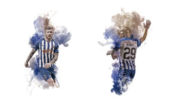 Kilmarnock FC Responsive Website Design + Development | See Saw Creative Digital Agency | Branding + Graphic Design